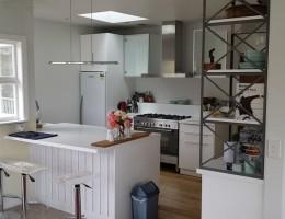 Dream Of a  White Kitchen